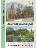 Bulletin municipal 2018 v5